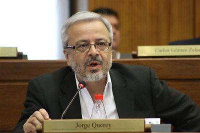 Querey: Reforma del Estado mantiene a privilegiados
