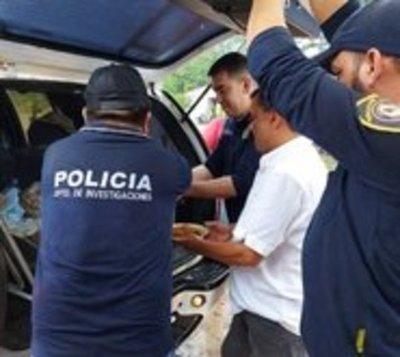 Olla móvil policial asiste a asentamiento de Coronel Oviedo