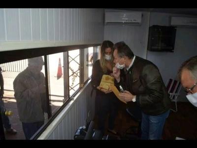 HABILITAN SERVICIO DE MENSAJERÍA EN ENCARNACIÓN