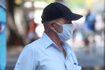 Ministerio de Salud recomienda uso de mascarillas