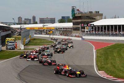 Aplazado el Gran Premio de Canadá de F1