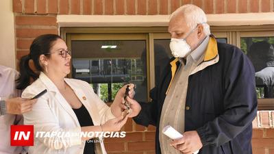 CEDEN ALBERGUE DE LA UNI PARA ALOJAR MÉDICOS Y ENFERMERAS QUE ATIENDAN CASOS DE COVID 19.