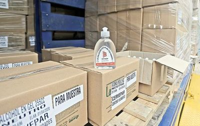 Coronavirus: mal uso del alcohol en gel hospitalizó a ocho personas