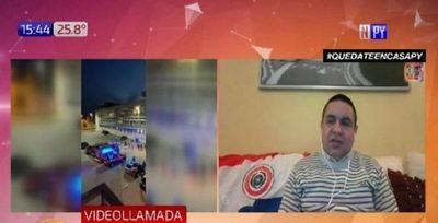 Paraguayo enfermero en Italia pide que extiendan cuarentena en el país para evitar una tragedia