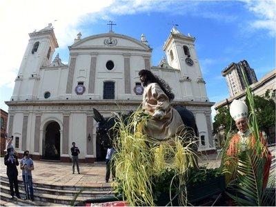 Semana Santa en cuarentena: Misas serán transmitidas en las redes y TV