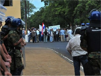 La CIDH rechaza que se penalicen protestas sociales