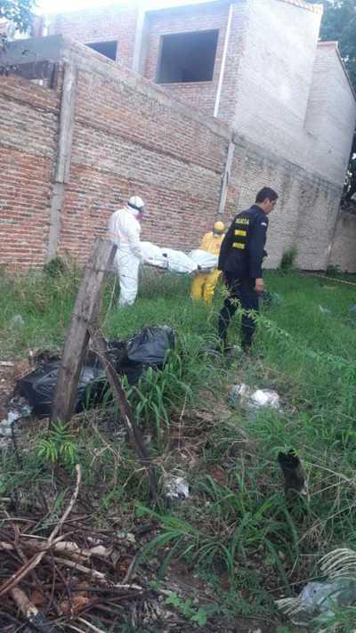 Hallan cuerpo de persona en situación de calle en el barrio San Pablo
