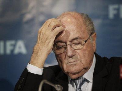 Blatter cuenta su verdad