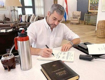 Abdo anuncia extensión de la cuarentena por una semana más