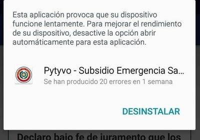 HOY / No pueden inscribirse: reportan errores en sistema Pytyvo