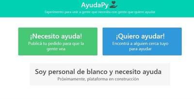Crean app para conectar gente que precisa ayuda con quienes desean ayudar