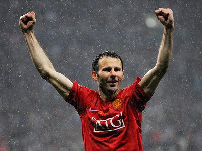 Ryan Giggs elabora el once ideal de Manchester United