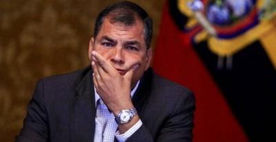 ECUADOR: CONDENAN A OCHO AÑOS DE PRISIÓN AL EXPRESIDENTE RAFAEL CORREA POR CORRUPCIÓN