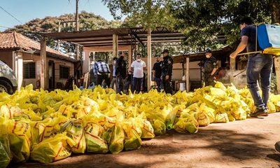 SHOPPING PARÍS REALIZA ENTREGA DE 1.747 KITS DE ALIMENTOS A SECTORES MÁS VULNERABLES – Diario TNPRESS