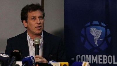 Conmebol envía carta al presidente de la FIFA
