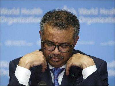 Director de la OMS revela que sufrió ataques y amenazas de muerte
