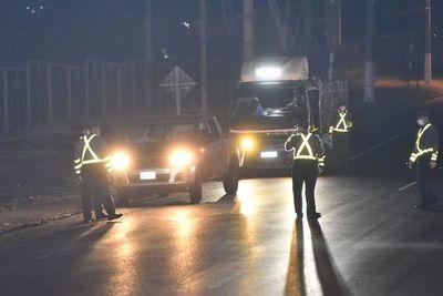 Policía verificará cumplimiento de cuarentena en las rutas durante Operativo Semana Santa