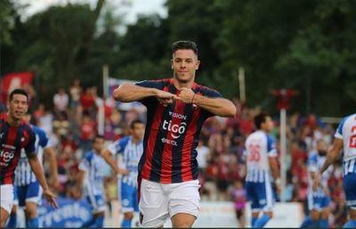 Diego Churín declaró su amor a Cerro Porteño y se refirió al tradicional rival