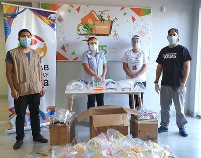 Solidaridad paraguaya aflora y asiste a Salud ante el COVID-19