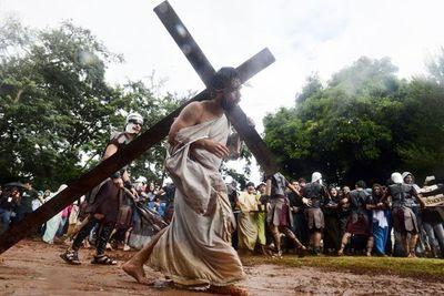 La Pasión y Muerte del Señor