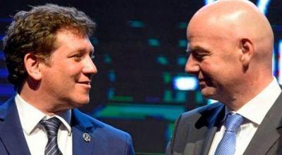 Conmebol pide a la FIFA activar fondo para el fútbol sudamericano