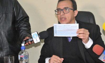 Juez zacariista es premiado por el Consejo de la Magistratura – Diario TNPRESS