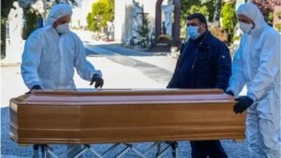 COVID-19: Suman más de 18.000 las muertes en Italia