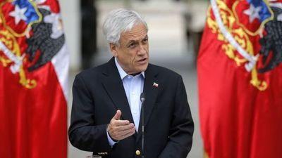 """Piñera: """"Nuestra prioridad es cuidar la salud, la vida, los ingresos y los trabajos de las familias"""""""