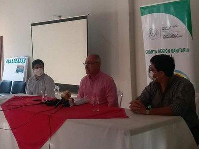 Primer caso de Covid-19 en Guairá: Paciente iría un centro de aislamiento