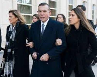 ¡Comenzó la audiencia de Napout, quien pidió prisión domiciliaria por temor al covid-19!