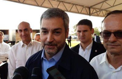 Circulación por número de chapa es para no exceptuados, aclara Abdo