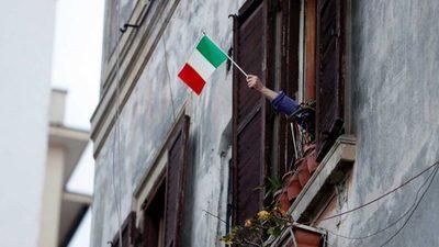 El gobierno de Italia establece extender la cuarentena al 3 de mayo