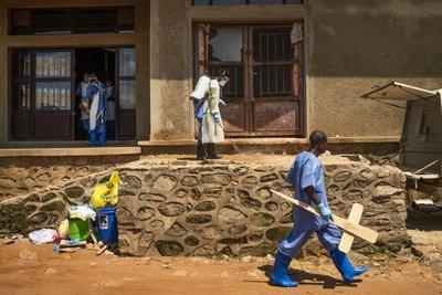 Reaparece el ébola: Nuevo caso en el Congo