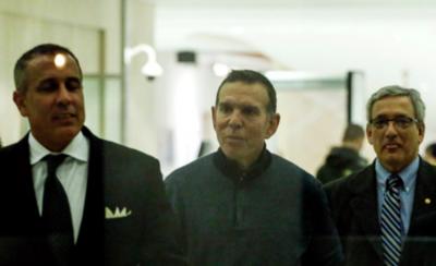 HOY / Abogado de Napout cree que hay condiciones para arresto domiciliario