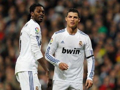 El desafío de Adebayor a Cristiano Ronaldo, Sergio Ramos y Drogba