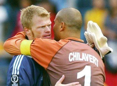 Cuando FIFA quiso dejar sin Mundial a Chilavert