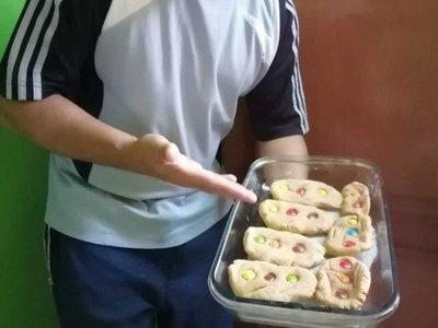 Una nena de 9 años inventó la chocochipa en Capiatá