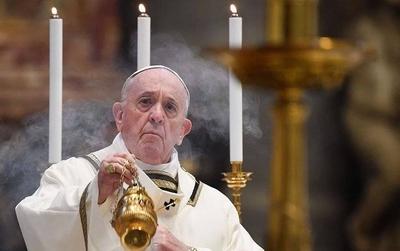 HOY / El papa: el mundo entero está sufriendo y debe estar unido frente al desafío