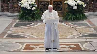 """Pascua """"es contagio de esperanza"""", dice el Papa Francisco"""