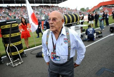 Fallece Moss, el 'campeón sin corona' de la F1