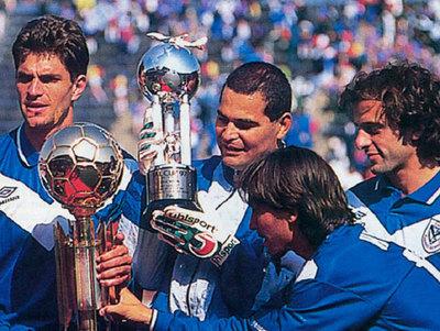 El día que Chilavert se hizo figura y le dio otro título a Vélez