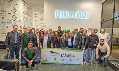 » Grupo Sarabia participó de uno de los mayores ecosistemas de innovación del mundo
