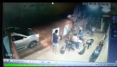 """Policía ebrio que ocasionó accidente estando de """"guardia"""" fue imputado y sumariado •"""