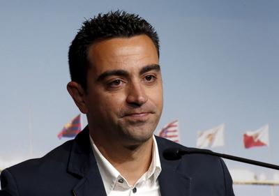 Xavi se siente capacitado para dirigir al Barcelona