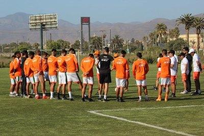 En Sudamérica, un equipo ya entrena con todo su plantel profesional