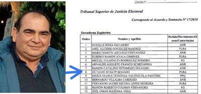 Concejal de Limpio es el reemplazante de María Eugenia Bajac