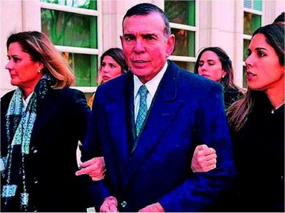 """Familia de Napout """"no se dará por vencida"""" ante fallo de jueza en Nueva York"""