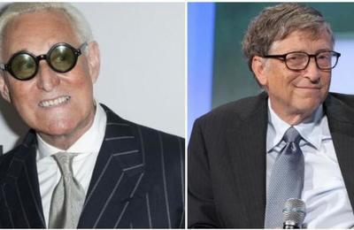 Exasesor de Donald Trump dice que Bill Gates podría ser el creador del coronavirus