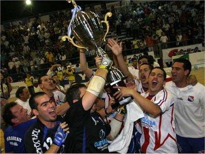 Fútbol de salón: La tercera conquista