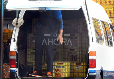 Contrabando de TOMATE perjudica a humildes AGRICULTORES